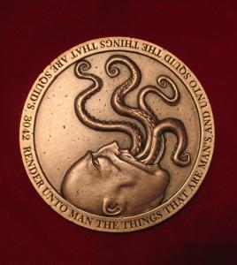 Squidder coin face