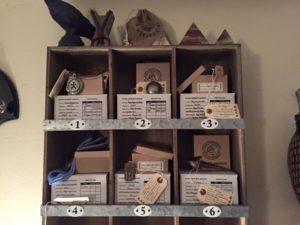 Archive shelf!!! #skeltoncrew (via Jeremy Delfin)